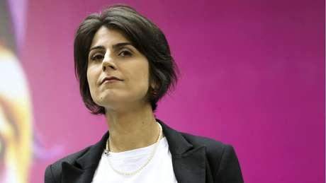 PC do B desistiu da candidatura de Manuela d'Ávila
