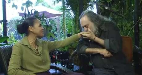 Marina Silva e Pastor Caio Fábio