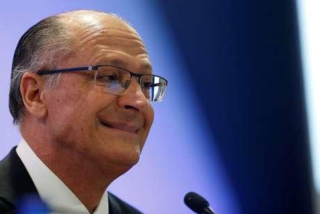 O candidato do PSDB à Presidência, Geraldo Alckmin