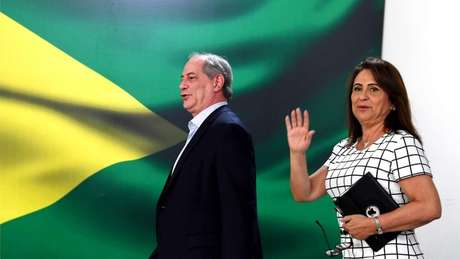 Kátia Abreu será a candidata a vice de Ciro Gomes, ambos do PDT
