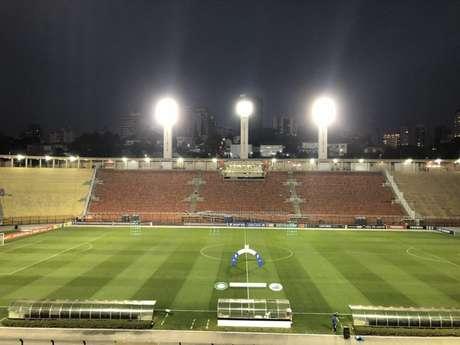 O Palmeiras enfrentará o Bahia no Pacaembu no dia 16, pela Copa do Brasil (Foto: Ana Canhedo/Lancepress!)