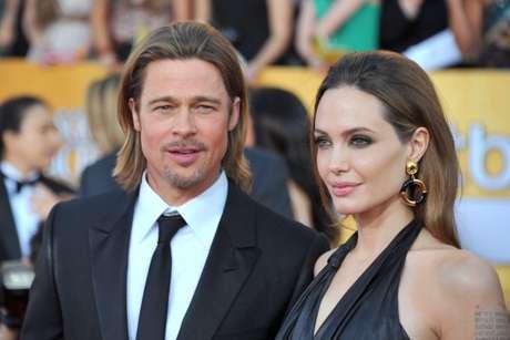 Angelina Jolie e Brad Pitt tiveram um relacionamento de 12 anos e possuem seis filhos