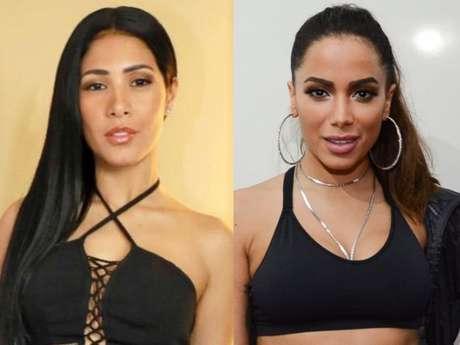Simaria, da dupla com Simone, esclareceu rumor de briga com Anitta em programa de TV