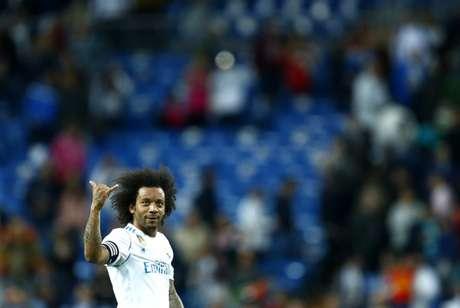 Marcelo está há 11 anos no Real Madrid (Foto: AFP)