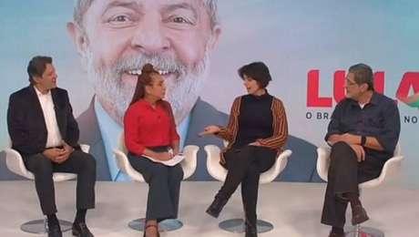 Vice de Lula, Haddad faz 'debate' paralelo nas redes sociais