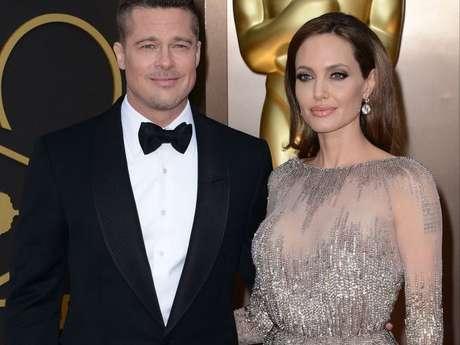 Brad Pitt afirmou ter dado cerca de R$ 5 milhões para Angelina Jolie e os filhos desde o divórcio, em setembro de 2016
