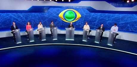 Debate presidenciável de 2014 na Band: a performance dos candidatos na TV é decisiva no resultado da eleição