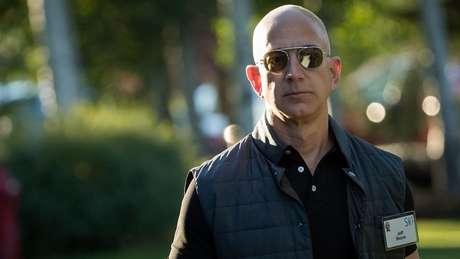 Jeff Bezzos, que tem uma fortuna de US$ 112 bilhões, foi considerado a pessoa mais rica do planeta em 2018 pela Forbes