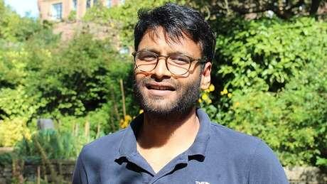Bhagat fez experimentos em busca de uma explicação para os saltos hidráulicos