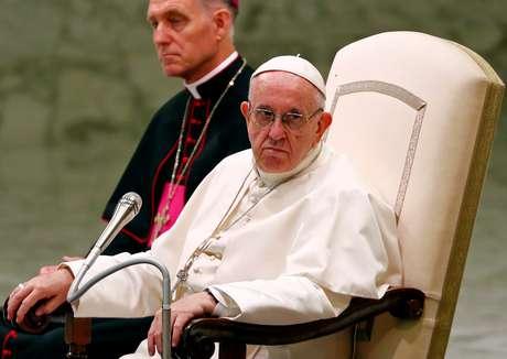Papa Francisco no Vaticano  8/8/2018   REUTERS/Max Rossi