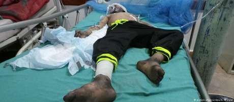 Ataque provocou a morte de 50 pessoas e deixou 77 feridos