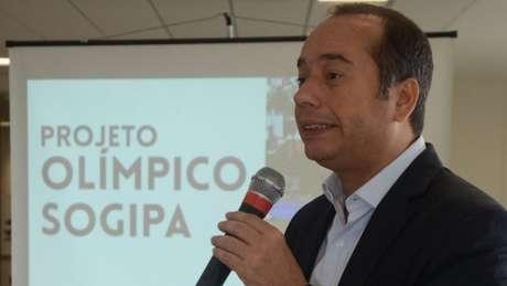 Leandro Cruz Froés, Ministro do Esporte no Brasil (Divulgação)