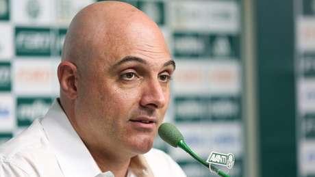 Maurício Galiotte ainda estuda qual atitude tomar após o fim do canal de TV Esporte Interativo (Foto: Cesar Greco)