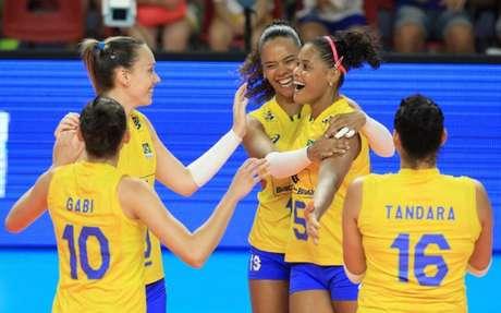 Brasil busca título inédito do Campeonato Mundial de Vôlei feminino (Foto: Divulgação/FIVB)