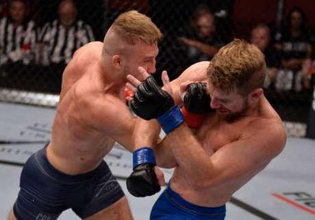 Série teve sua segunda temporada neste verão nos EUA e rendeu 22 aquisições ao UFC (Foto: Getty Images)