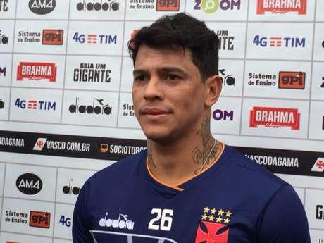 Giovanni Augusto é um dos principais jogadores no esquema de Jorginho (FOTO: João Mércio Gomes)