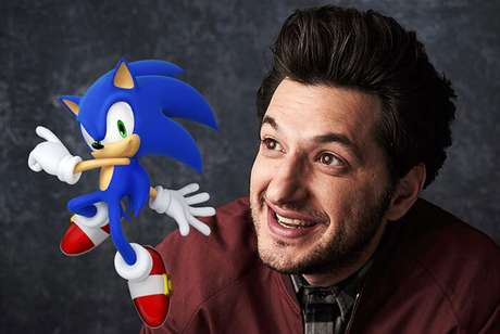 Ben Schwartz, a voz de Sonic