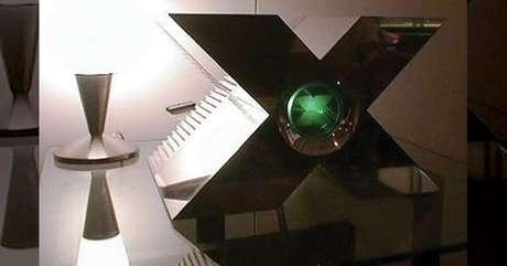 Protótipo em forma de X parecia saído de um seriado sci-fi dos anos 1970