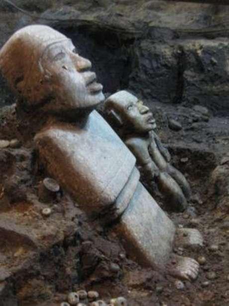 Em Teotihuacán, as mulheres tiveram um papel mais importante que os homens, diz o especialista