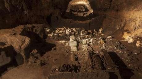 O submundo não era apenas o lugar da morte: era também o lugar da criação