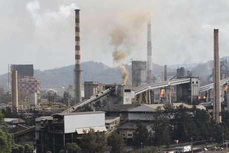 Usiminas anunciou retomada das operações em Ipatinga após explosão de gasômetro