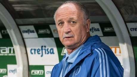 Treinador soma duas vitórias e um empate em três jogos em seu retorno ao Palmeiras (Gil Guzzo)