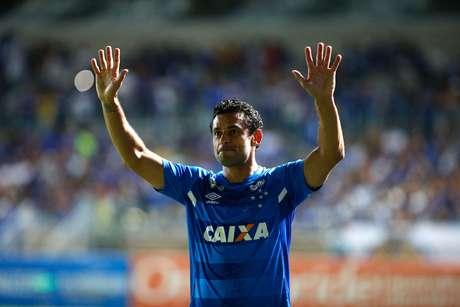 Fred não joga pelo Cruzeiro desde o Campeonato Mineiro