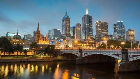 Durante sete anos seguidos, Melbourne ficou em primeiro lugar no ranking; foi superada por Viena