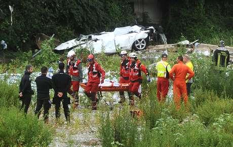 Segundo informações, o número de vítimas fatais é de 22, após o desmoronamento da ponte em Gênova