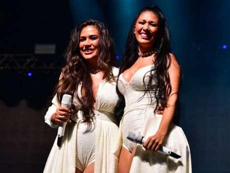 Simone e Simaria voltaram juntas aos palcos em um show especial em São Paulo
