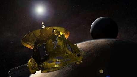 A sonda New Horizons foi lançada em 2006 com a seguinte missão: 'ajudar a entender os limites do nosso Sistema Solar'
