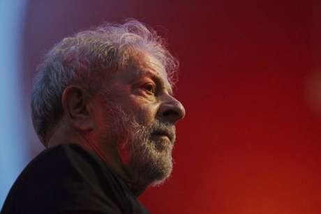 O ex-presidente Luiz Inácio Lula da Silva, condenado e preso na Lava Jato