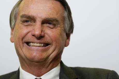 Bolsonaro é candidato do PSL à presidência da República