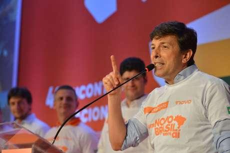 João Amoêdo (Novo) tem o maior patrimônio entre os presidenciáveis