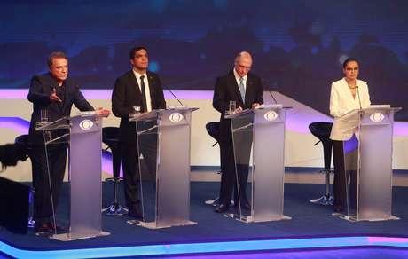 Neste ano, 13 candidatos concorrem à presidência da República