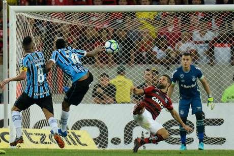 Lance de Flamengo x Grêmio