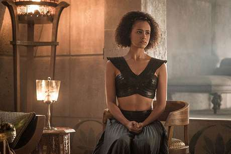 Nathalie Emmanuel em 'Game of Thrones'