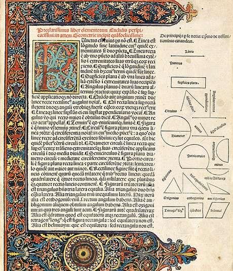 A geometria de Euclides nos ajudou a navegar pelo mundo, a construir cidades e nações
