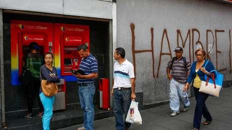 FMI estima inflação de 1.000.000% para a Venezuela neste ano