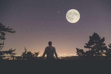 Como sentiremos a Lua Cheia em agosto