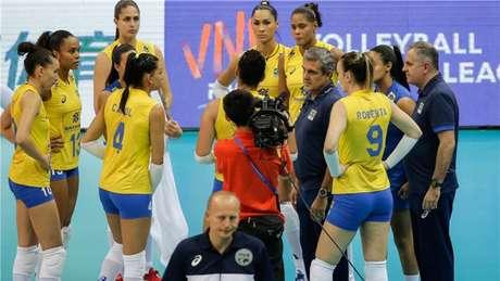 Falta de investimento tem feito Brasil a perder a hegemonia no esporte (Foto: Divulgação/FIVB)