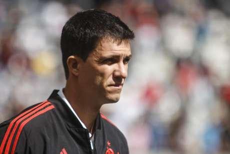 Maurício Barbieri não é mais técnico do Flamengo