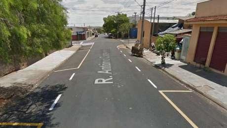 O crime ocorreuna rua Antônio Constantino, no Jardim Guanabara, na tarde do último domingo, 19