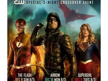 """Crossover entre """"Arrow"""", """"The Flash"""" e """"Supergirl"""" terá participação do Superman (Tyler Hoechlin)"""