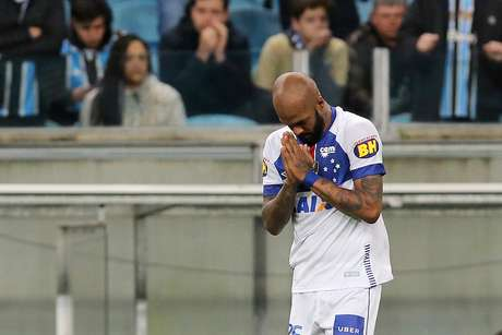 Bruno Silva marcou o gol do Cruzeiro