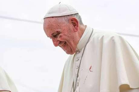 A última vez que um Papa visitou a ilha europeia foi em 1979.