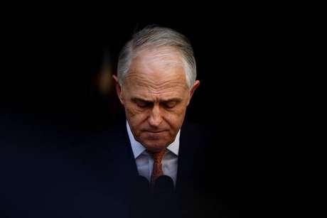 Malcolm Turnbull se despede do cargo de primeiro-ministro da Austrália