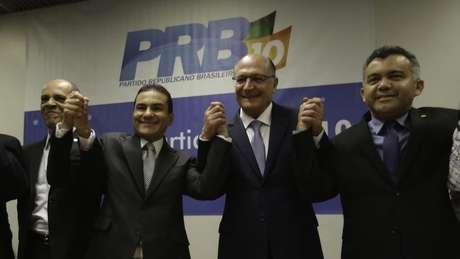 """Para Samuels, aliança do PSDB com o """"centrão"""" deve levar Geraldo Alckmin ao segundo turno"""