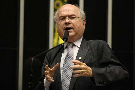 Alfredo Kaefer, quando ainda era deputado federal