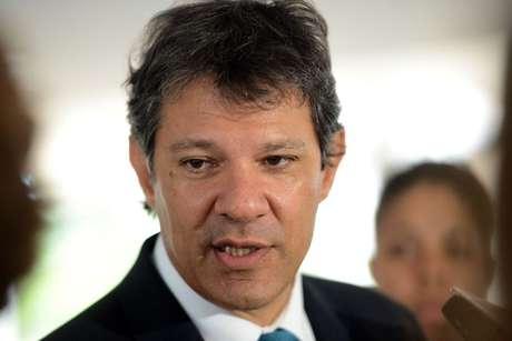 Cotado para 'plano B' do PT caso Lula não seja candidato, Fernando Haddad (foto) conversou com Appy sobre a reforma tributária - e defendeu a proposta numa entrevista recente